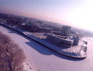 ...центр Омской области Территория города - 572,9 кв. км...